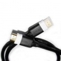 HDMI кабель MT-Power HDMI 2.0 Medium 1.0m